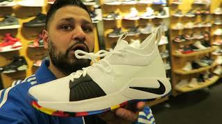 RETURNING SOLD OUT JORDANS!! INSANE FIRST LOOK AT NEW LEBRONS + MALL VLOG!!!!