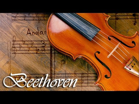 Beethoven Classical Music for Studying, Concentration, Relaxation | Study Music | Violin Music
