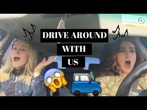 driving with your best friends pt. 2 | kai alexandra