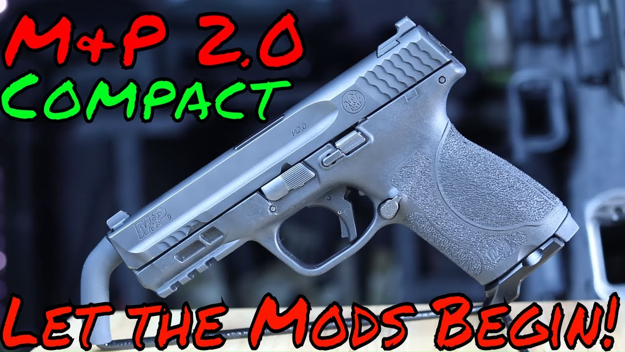 S&W M&P 2.0 Compact Glock's Old Enemy!