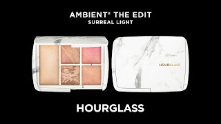 EXCLUSIVE! HOURGLASS EDIT - SURREAL LIGHT PALETTE