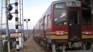 2017 12 信楽高原鉄道・玉桂寺前~勅旨 SKR500形・400形