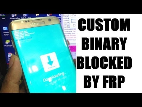 FIXED] How To Fix Custom Binary Blocked By FRP Lock? [All Samsung