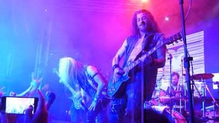 Doro - Earthshaker Rock live Porto Alegre