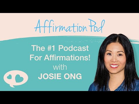 Affirmations for Responding to Workplace Criticism, Bullies and Toxic People Affirmation Pod