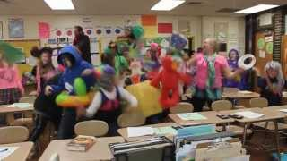 Frost Junior High 7th Grade Harlem Shake