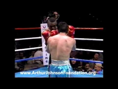 Arthur Flash Johnson Vs Miguel Angel Granodos 12 02 1996 Title Fight