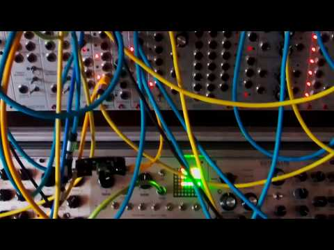 Ian Fritz Bistromath and Livewire Audio Frequency Generator - Krautrock