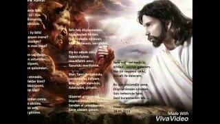 İnsan və İblis-Vüsal Hüseyn şeiri