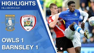 Sheffield Wednesday 1 Barnsley 1 | Extended highlights | 2017/18