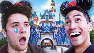 Team Edge Goes To Disneyland!!