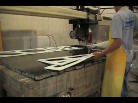 Fabricating Your Granite Countertops