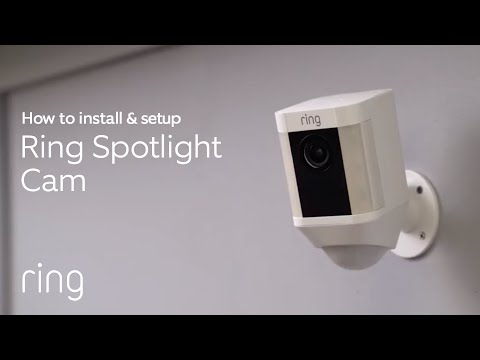 How to Install & Setup Ring Spotlight Cam | Easy to Connect