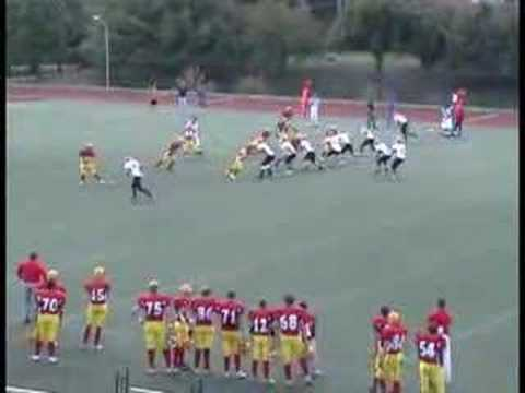 McDonogh vs Calvert Hall Football (Rudy Johnson)