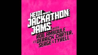 Rob Amboule - Cracks (feat. Derrick Carter)