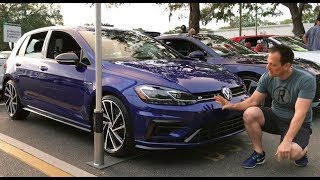 Is this a HOTTER hatch then the Focus RS? 2018 VW Golf R - Raiti's Rides