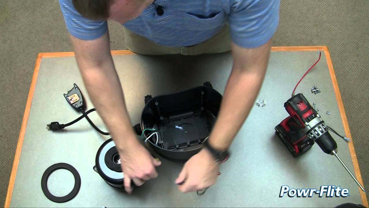 HowTo Replace Thermal Protection Switch  PowrPRO  YouTube
