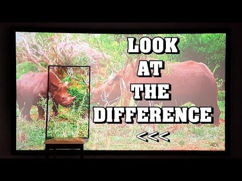 Best 4k Projector Screen 2018   Ambient Light Rejecting - EluneVision Aurora