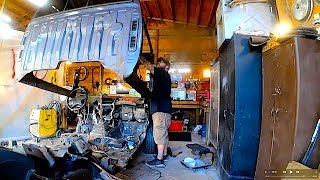 Download Copart Datsun Pickup Build Part 1 Mp3 and Videos