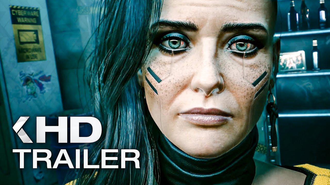 CYBERPUNK 2077 Launch Trailer German Deutsch (2020)