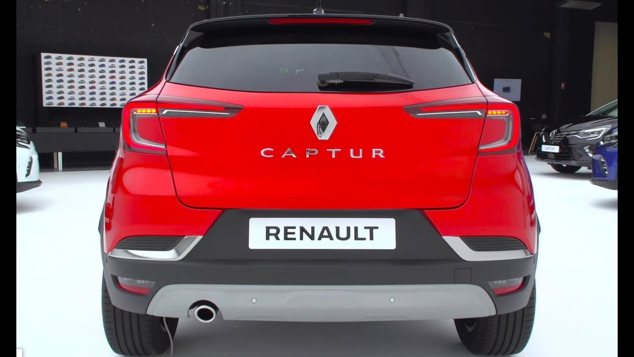 Renault Captur 2020: Interior, Price, Redesign, And Specs >> 2020 Renault Captur Exterior And Interior