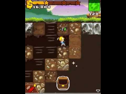 California Gold Rush (Digital Chocolate) -Gameplay Video-