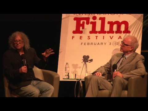 SBIFF 2016  Variety Artisans Awards  Hank Corwin Talks The Big Short