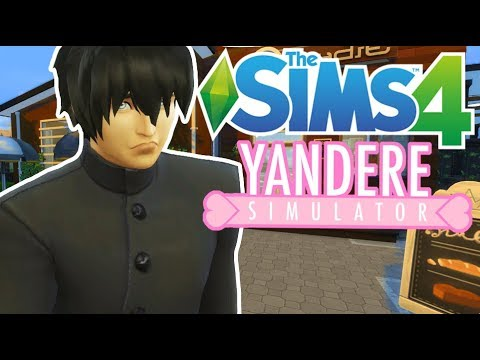 An Awkward Date | The Sims 4 Yandere Simulator | Episode 6