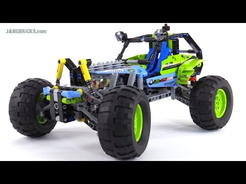 lego technic formula off roader review set 42037 youtube. Black Bedroom Furniture Sets. Home Design Ideas