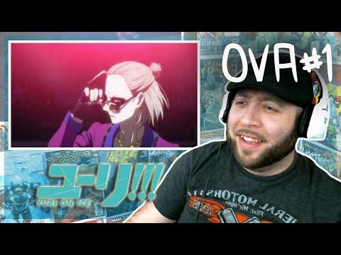 YURI ON ICE OVA REACTION