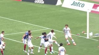 2017年5月14日(日)に行われた明治安田生命J1リーグ 第11節 横浜FMvs...