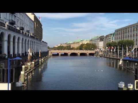 Hamburg, Germany (iPhone 6s Plus video)
