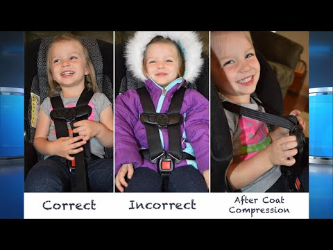 Winter Child Car Seat Mistake to Avoid!