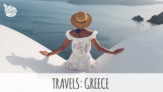 MY TRIP TO GREECE | ALEXANDRA PEREIRA