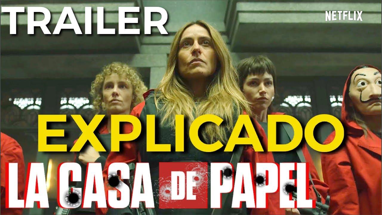 Download La Casa De Papel Temporada 5 Parte 1 Trailer Explicado