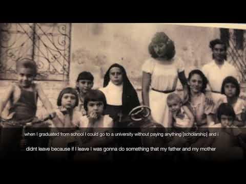 A Cuban Peter (Pedro) Pan Story- Carmen Torres Interview