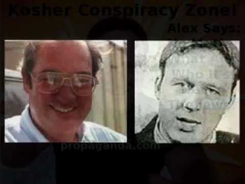 Alex Jones Exposed by Bill Cooper! Part 2