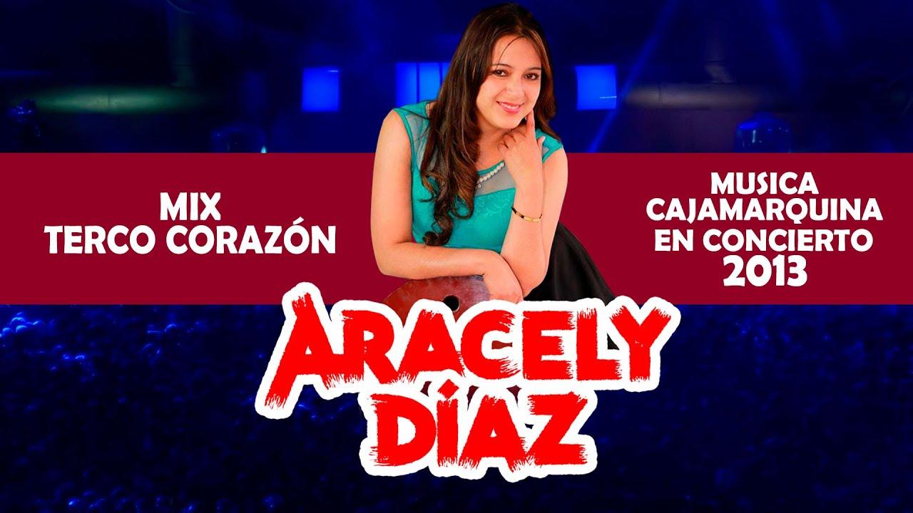 Aracely Diaz / Mix Terco Corazón / Conciertos Cajamarquinos de Oro