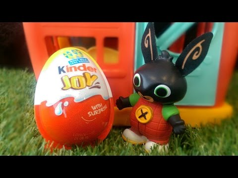 Bing Full Episodes : Episode 14 Surprise Egg