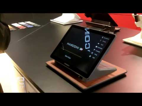 ISE 2017: Marconi Launches Conference Software With Table Unit