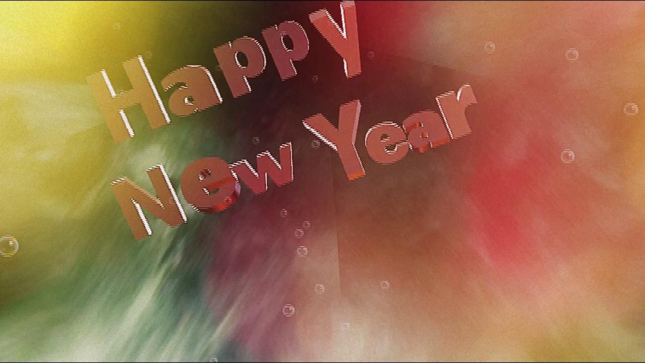 New year greeting 2017 youtube new year greeting 2017 kristyandbryce Choice Image