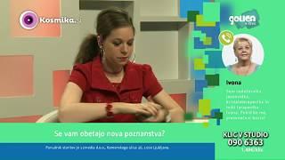 KosmikaTV: Vedeževalka Špela - Odnosi (16.5.2017)