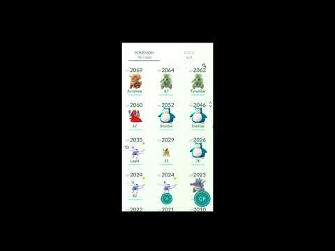 The Poke Exchange - Premium Level 35 Complete Account Video Preview