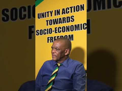 ANC Secretary General Cde Ace Magashule interview on #ZumaRecall