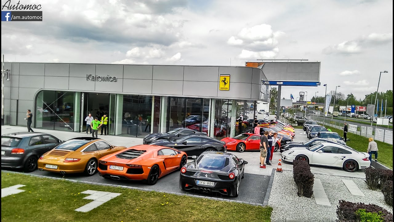 Supercars at Gran Turismo Slovakia 2015