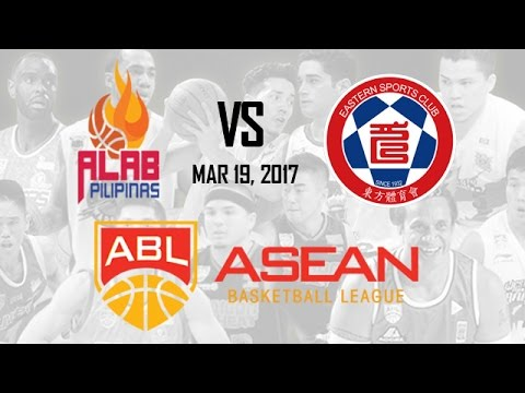 Alab Pilipinas vs. Hong Kong Eastern Long Lions | ABL Livestream - Mar 19, 2017