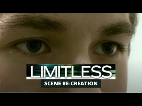 "Scene Recreation - The Pill Scene from ""Limitless"" (2011)"