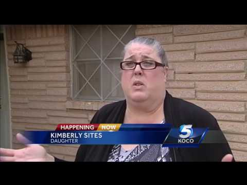 Squatters destroy southwest Oklahoma City family's home