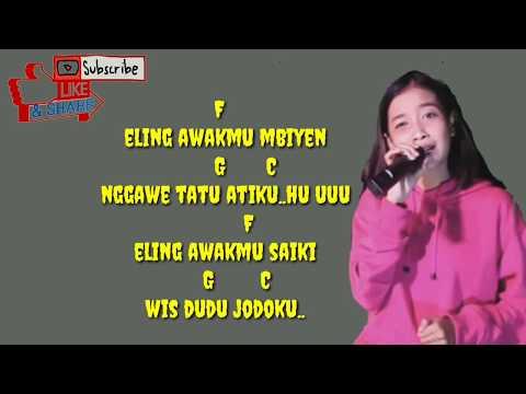 Chord Kunci Gitar AKD Band   Cerita Masa Lalu Cover by putri dn  Lyric music