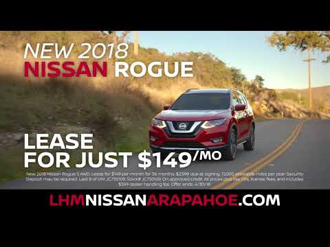 New Management Means More Savings for You! | Larry H. Miller Nissan Arapahoe